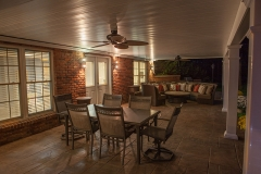 Green Hill   Outdoor living space by The Decksperts   Suffield CT