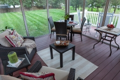 Linda Drive   Outdoor living space by The Decksperts   Westfield MA
