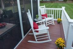 Linda Drive   Custom outdoor living area by The Decksperts   Westfield MA