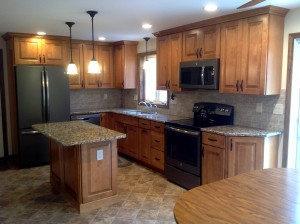 Kitchen remodeling services by The Decksperts | Serving Western MA, Springfield, MA, and West Springfield, MA