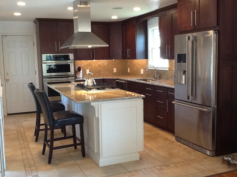 Kitchen remodeling services by The Decksperts | Serving Northern CT, Suffield, CT, and Enfield, CT